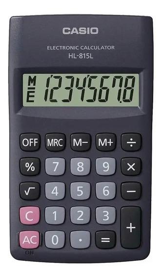 Calculadora Casio Hl-815l Com Nfe E Garantia