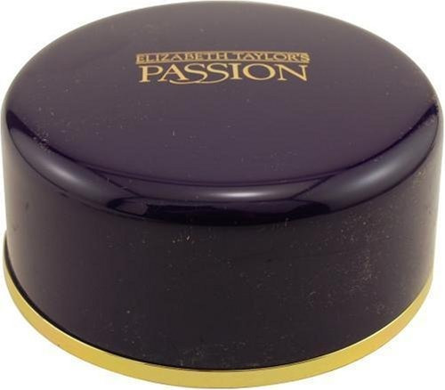 Passion By Elizabeth Taylor Para Mujeres Body Powder Botella