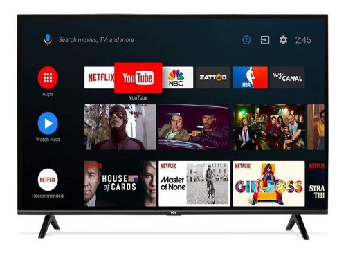 """Smart TV TCL 40A321 LED Full HD 40"""""""