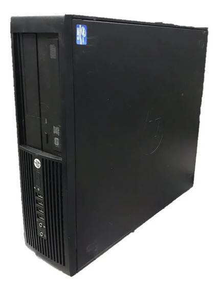 Computador Desktop Cpu Hp Compac 4300 I3 Ram 8gb Hd500