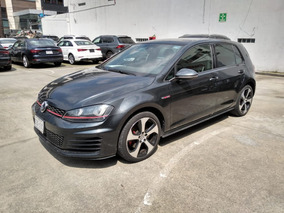 Volkswagen Golf Gti 2.0 At