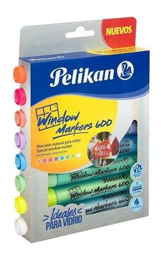 Marcadores De Tiza Líquida   Set 8 Colores   Pelikan