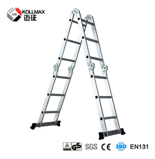 Escalera De Aluminio Multiusos Calidad Garantizada