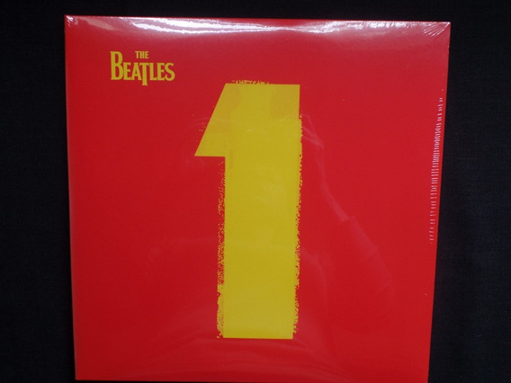 The Beatles - 1 - Lp Duplo - Imp - (remixado/remasterizado)