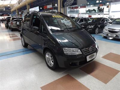 Fiat Idea 1.8 Mpi Elx 8v Flex 4p Manual 2009/2010