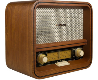 Radio Noblex Vintage Rm100bt Am Fm Usb Bluetooth Oferta