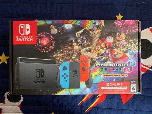 Nintendo Switch 2.0 Mario Kart Edición