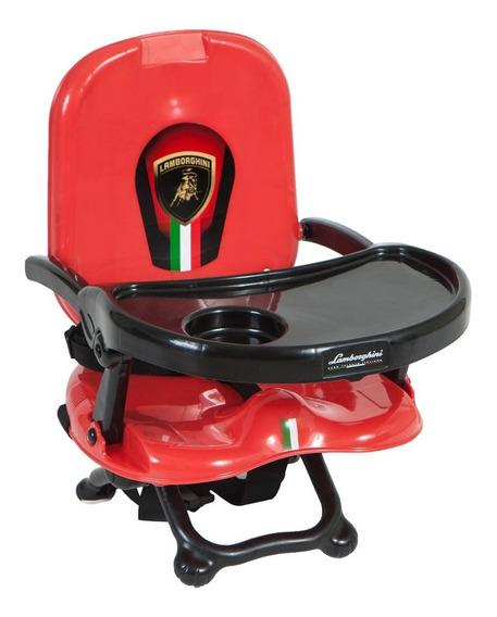 Silla Comer Bebe Booster Lamborghini Babymovil 309 (d)