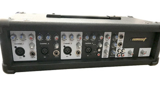 Consola Potenciada Sunset Jcb408cl 4 Canales Eq Delay