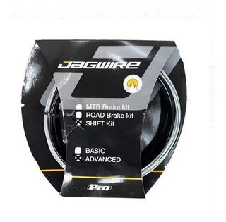 Kit Cable Y Funda Jagwire P/ Cambio Bici Ruta / Mtb Advance