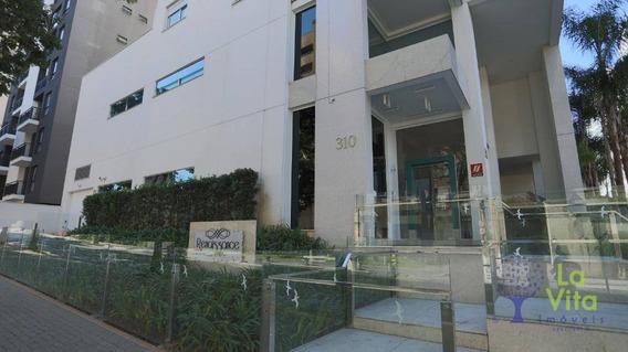Lindo Apartamento Novo, À Venda Com 3 Suites, 3 Vagas De Garagem + Box, Piscina No Bairro Victor Konder, Blumenau Sc - Ap0755