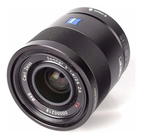 Lente Sony 24mm F/1.8 Zeiss T*rj