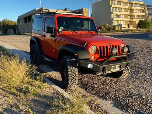 Jeep Wrangler Sport V6 3.6