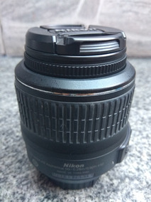 Lente Nikon 18-55mm F/3.5-5.6g Vr (autofoco Com Defeito)