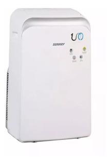 Aire Acondicionado Portatil Surrey 3000 Kcal/h Frio Calor