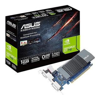 Placa De Video Nvidia Geforce Gt710 2gb Ddr3 Hdmi Gamer