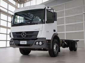 Mercedes-benz Atego 1719 Chassi 2018 Okm