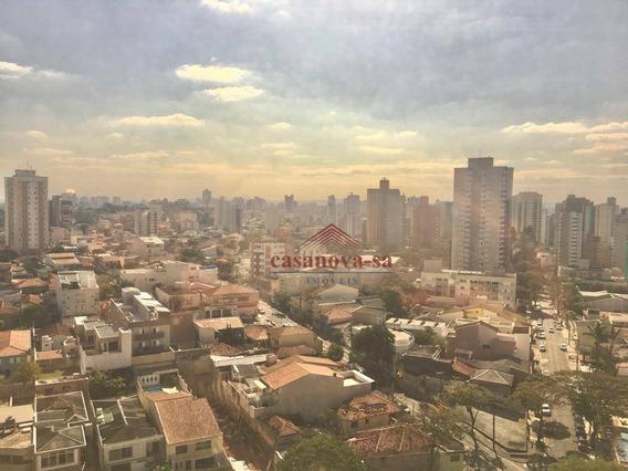 Apartamento Mobiliado , 84 M² Por R$ 1.700/mês - Jardim Bela Vista - Santo André/sp - Ap0417
