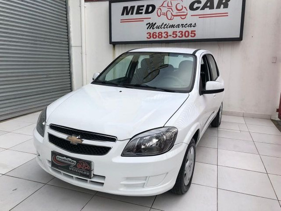 Chevrolet Celta Lt 1.0 Mpfi 8v Flexpower, Puy3118