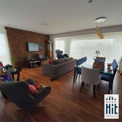 Apartamento À Venda, 94 M² Por R$ 1.650.000,00 - Vila Mariana - São Paulo/sp - Ap3877