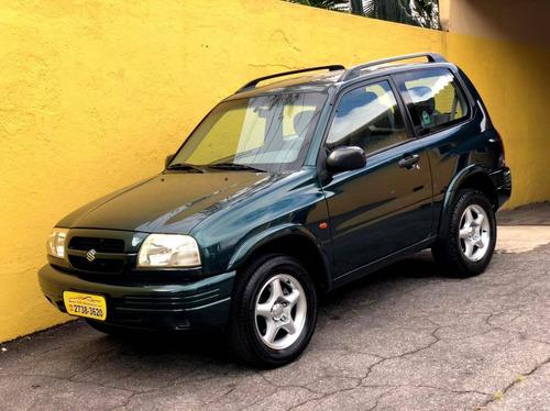 Imagem 1 de 12 de Suzuki Grand Vitara 2.0 4x4 16v Gasolina 2p Automático