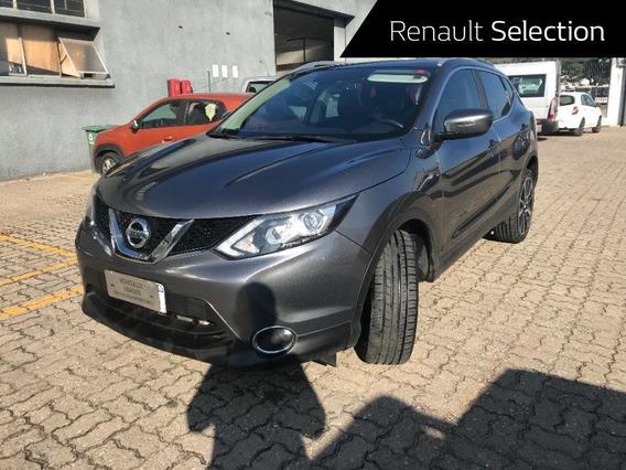 Nissan Qashqai Exclusive Cvt Extra Full 2016