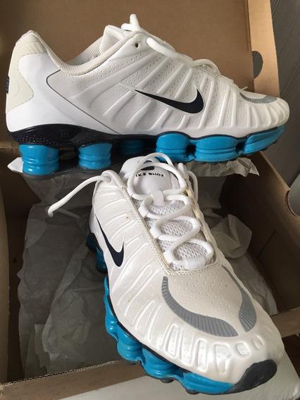 Tênis Nike Shox Tlx Original *semi Novo* Tamanho 42,5