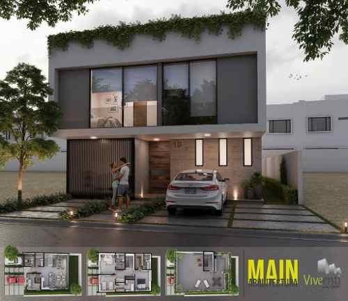 Hermosa Residencia En Pre-venta En Los Robles Prol Mariano Otero En Guadalajara