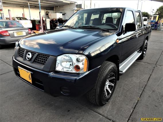 Nissan Frontier D-22 2.400cc 4x2 Aa Mt