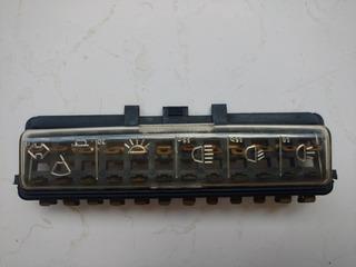 Caixa Fusíveis 12 Polos Vw Fusca / Vw A Ar Original Novo