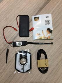 Mini Câmera Filmadora P2p Wifi Cctv Completa 1080p