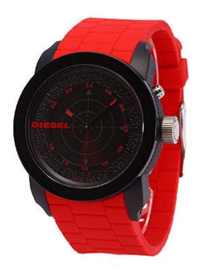 Relógio Unissex Diesel Dz1607 Vermelho - Oferta!!!!