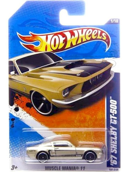 Carro Hot Wheels Super Raro Mustang