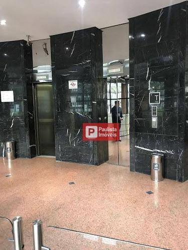 Andar Corporativo Para Alugar, 290 M² Por R$ 31.998,00/mês - Vila Olímpia - São Paulo/sp - Ac0045