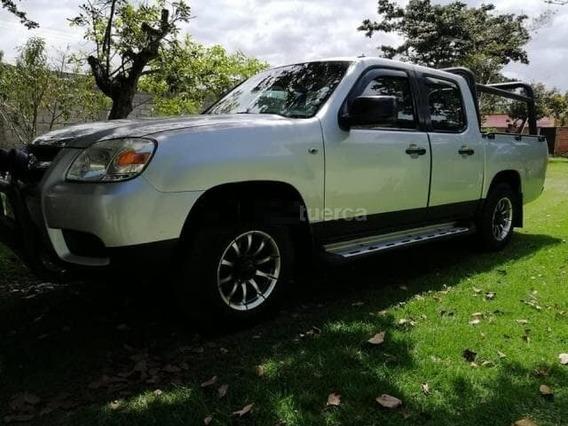 Mazda Bt50 4x4 Año 2012 Gasolima Tel 0969860851