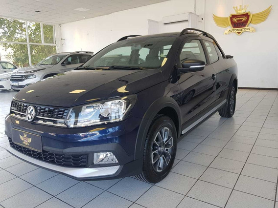 Volkswagen Saveiro Cross 1.6 Azul 2020 0km !!!