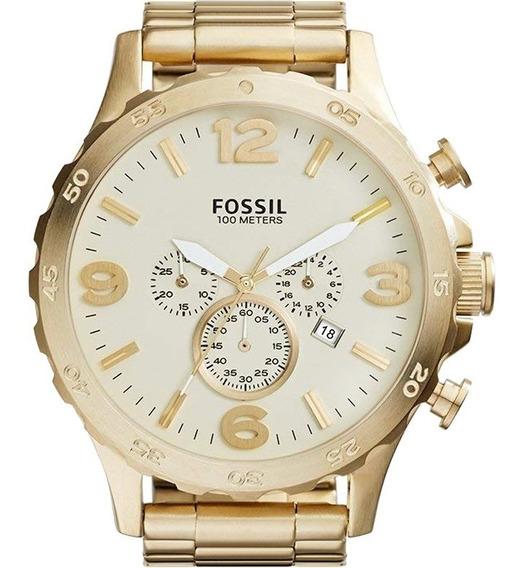 Relógio Fossil Jr1479/4xn Dourado