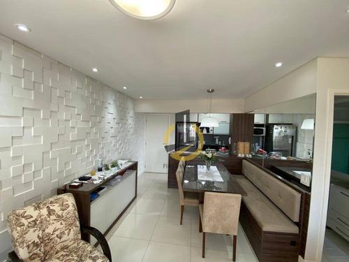 Apartamento Totalitá Mooca, 68m², 2 Dormitórios, 1 Vaga. - Ap1869