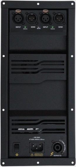 Amplificador Bi-ampli 700w -150w 4 8 Ohms Next Pro M700duo