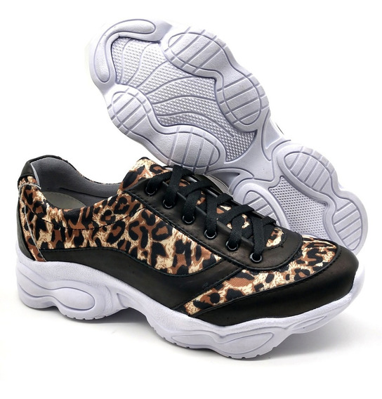 Tenis Feminino Bota Dad Sneakers Bmbrasil 251