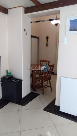 Apartamento Com 1 Quartos Para Comprar No Glória Em Rio De Janeiro/rj - 6100