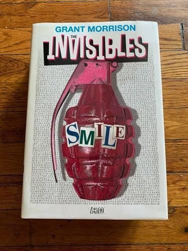 The Invisibles - Grant Morisson Omnibus