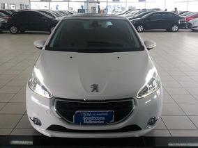 Peugeot 208 1.6 16v Griffe Flex Aut. 5p Branco