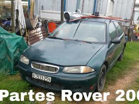 Rover 216 X Partes Repuestos