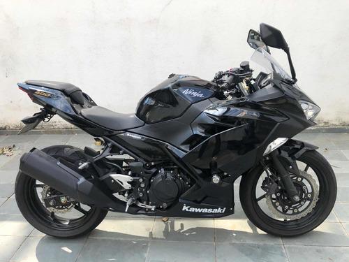 Imagem 1 de 6 de Kawasaki Ninja 400 2018 Preta