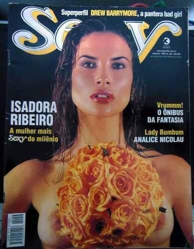 Revista Especial Isadora Ribeiro - De 2001