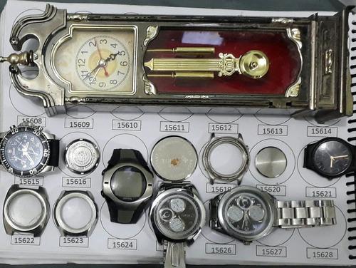 Lote 57 Sucatas Casio E Outros- Máquina Do Tempo