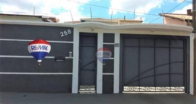 Casa Com 3 Dormitórios À Venda, 220 M² Por R$ 690.000 - Recanto Azul - Botucatu/sp - Ca0594