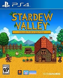 Videojuego Stardew Valley Playstation 4