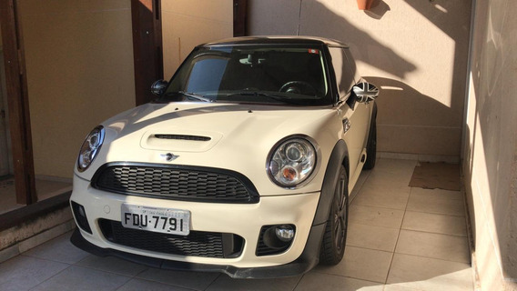 Mini Cooper S 1.6 - Kit Jhon Cooper Whorks 2012